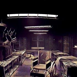 escape room hospital psiquiátrico abandonado