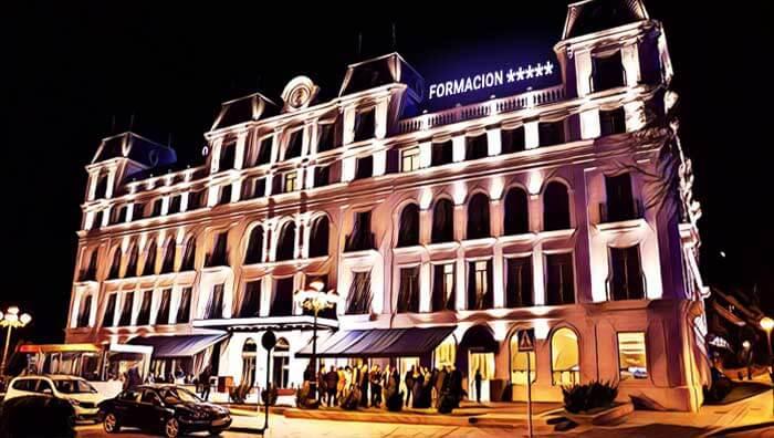 Hotel de 5 estrellas