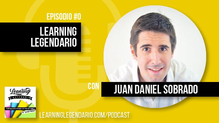 Episodio 0 del podcast con Juan Daniel Sobrado