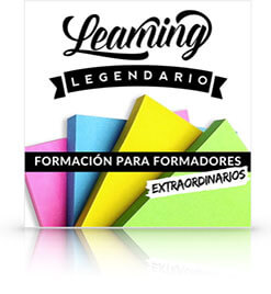 portada podcast learning legendario