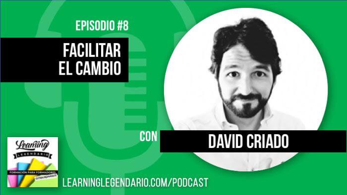 Episodio 8 Podcast Learning Legendario David Criado Vorpalina