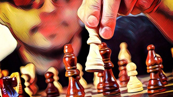 DAFO análisis estrategia ajedrez