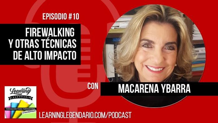 Entrevista a Mararena Ybarra Firewalking