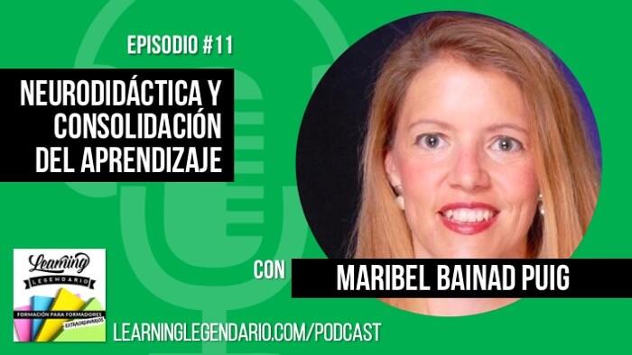 portada episodio 11 entrevista a Maribel Bainad de Siltom.com