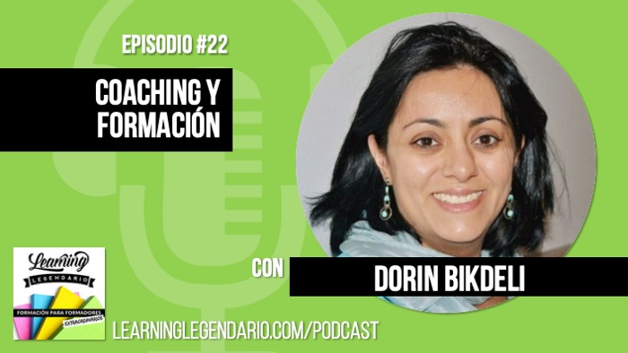 podcast entrevista a Dorin Bikdeli sobre coaching y formación