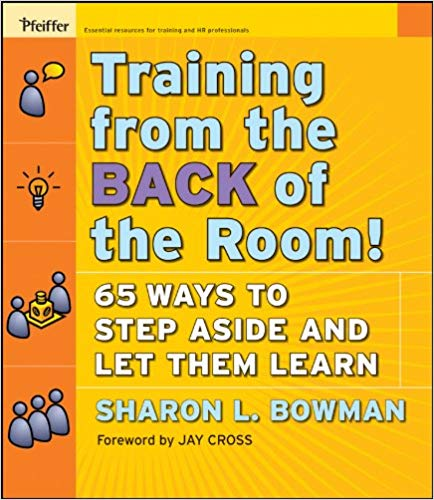libro formacion training from the back of the room