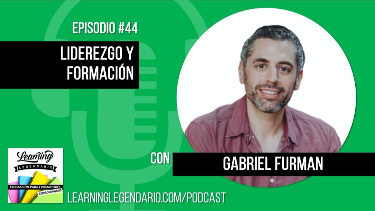 Entrevista a Gabriel Furman sobre liderazgo y formacion